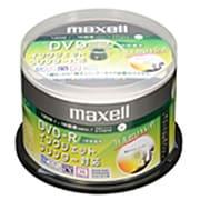 DRD120CPW50SP [録画用DVD-R 50枚 スピンドル インクジェットプリンター対応]