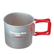 Tiマグカップ 300FH EBY266R RED [アウトドア マグ・シェラカップ]