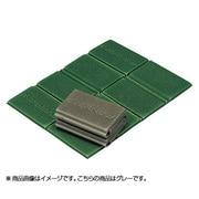 コンパクト折りたたみマット EBY462 グレー [アウトドア 小物]