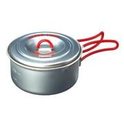 チタンウルトラライトクッカー1 ECA251R RED [アウトドア 調理器具]