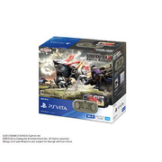 PlayStation Vita×GOD EATER 2 Fenrir Edition [PS Vita本体 「GOD EATER 2」同梱モデル PCHJ-10010]