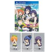 ラブライブ School idol paradise Vol.3 lily white 初回版 [PS Vitaソフト]