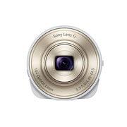 DSC-QX10 W [コンパクトデジタルカメラ Cyber-shot(サイバーショット) レンズスタイルカメラ ホワイト]