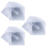 FCD-PN30C [DVD/CDケース(1枚収納) 30枚セット クリア]