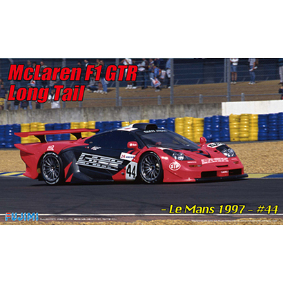 RS91 [1/24 マクラーレンF1 GTR ロング1997#44]