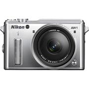 Nikon 1 AW1 防水ズームレンズキット シルバー [ボディ+交換レンズ「1 NIKKOR AW 11-27.5mm f/3.5-5.6 シルバー」]