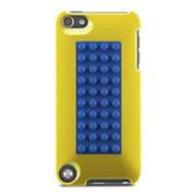 F8W304ttC00 [i Pod touch対応レゴケース (イエロー/ブルー)]