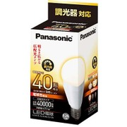 LDA7LGK40DW [LED電球 E26口金 電球色 580lm 密閉器具対応 屋外器具対応 調光器具対応 EVERLEDS]