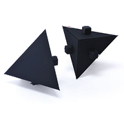 TETRA-BK(ペア) [音響パネル(ペア)]