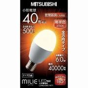 LDA6L-G-E17-T1 [LED電球 E17口金 電球色 500lm 密閉器具対応 MILIE(ミライエ)]