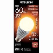 LDA12L-G/D-T1 [LED電球 E26口金 電球色 810lm 密閉器具対応 調光器具対応 MILIE(ミライエ)]