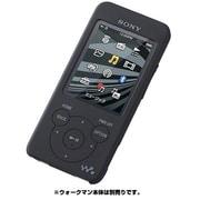 CKM-NWS780 B [NW-S10/S780/E080シリーズ専用シリコンケース ブラック]
