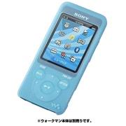 CKM-NWS780 L [NW-S10/S780/E080シリーズ専用シリコンケース ブルー]