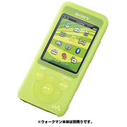 CKM-NWS780 G [NW-S10/S780/E080シリーズ専用シリコンケース グリーン]