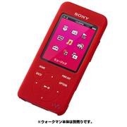 CKM-NWS780 R [NW-S10/S780/E080シリーズ専用シリコンケース レッド]