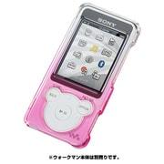 CKH-NWS780 P [NW-S10/S780/E080シリーズ専用クリアケース ピンク]