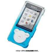 CKH-NWS780 L [NW-S10/S780/E080シリーズ専用クリアケース ブルー]