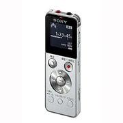 ICD-UX543F SC [ICレコーダー 4GBメモリー内蔵 FMラジオ機能 シルバー]