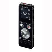 ICD-UX543F BC [ICレコーダー 4GBメモリー内蔵 FMラジオ機能 ブラック]