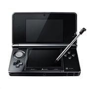 ニンテンドー3DS クリアブラック [3DS本体]