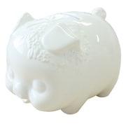 RMB-700 [らくやき用 無地ぶたの貯金箱 大]