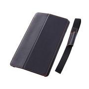 RT-NX72LC8/B [Nexus7(2013) スリープモード対応フラップタイプレザー 合皮 ブラック]