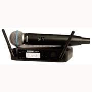 GLXD24J/BETA58 [GLX-Dハンドヘルド・ワイヤレスシステム(BETA58ハンドヘルドマイク)]