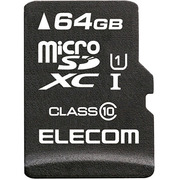MF-MRSD64GC10RA [class10対応 microSDXCメモリカード 64GB]