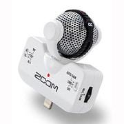 iQ5/W [プロフェッショナル・ステレオ・マイクロフォン ホワイト]
