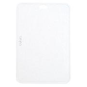 C-1670 [Colors ちょっと大きめAg抗菌食洗機対応まな板(ホワイト)20]