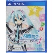 初音ミク Project DIVA fお買い得版 [PSVitaソフト]
