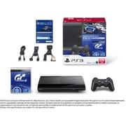 PlayStation3 スターターパック グランツーリスモ6同梱版 チャコール・ブラック [CEJH-10026]