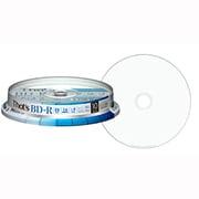 BR-V25WWR10BC [録画用BD-R 追記型 1-4倍速 片面1層 25GB 10枚入り インクジェットプリンター対応 スピンドルケース]