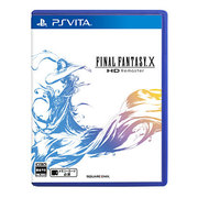 FINAL FANTASY(ファイナルファンタジー) X HD Remaster [PS Vitaソフト]