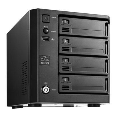 HDL-XV12W [WD Red搭載 RAID6対応NAS LANDISK XVW 12TB]