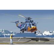 CH5111 1/72 S-61Aシーキング南極観測隊 [2018年6月再生産]