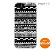 iPhone5s-YCM2P0372-78 [オリジナルデザイン apple iPhone5s アイフォン5s ケース (インディアン ブラックスモーク)]
