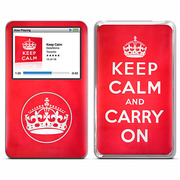 iPodclassic KeepCalm [デザインスキンシール]