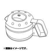 CP-333W [プレピアミニ JCM-333用 替えポット ホワイト]