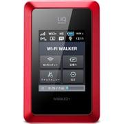 HWD14SRU [モバイルルーター WiMAXSpeedWi-Fi Wi-Fi WALKER HWD14 レッド WiMAX2+/LTE/WiMAX]