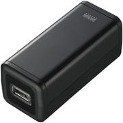 BTN-DC2NBK [USB出力付ポータブルバッテリー電源 単3×4本タイプ (ブラック)]