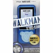 ST-CHW3SBL [WALKMAN2013 SE用 クリアハードケース BL]