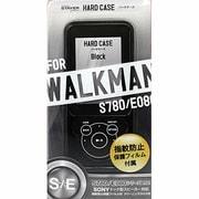 ST-CHW3SBK [WALKMAN2013 SE用 クリアハードケース BK]