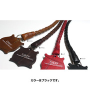 DPS-N01VT-BK [<Vintage>Camera Neck Strap (ブラック)]