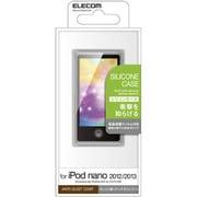 AVA-N13SCCR [iPod nano 2012/2013/シリコンケース/クリア]