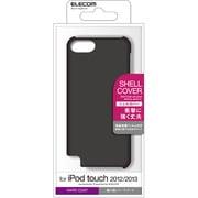 AVA-T13PVBK [iPod touch 2012/2013/シェルカバー/ブラック]