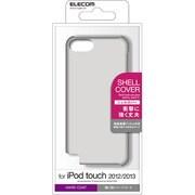 AVA-T13PVSV [iPod touch 2012/2013/シェルカバー/シルバー]