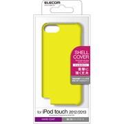 AVA-T13PVYL [iPod touch 2012/2013/シェルカバー/イエロー]