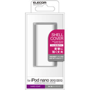 AVA-N13PVCR [iPod nano 2012/2013用 シェルカバー クリア]