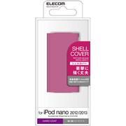 AVA-N13PVPN [iPod nano 2012/2013用 シェルカバー ピンク]